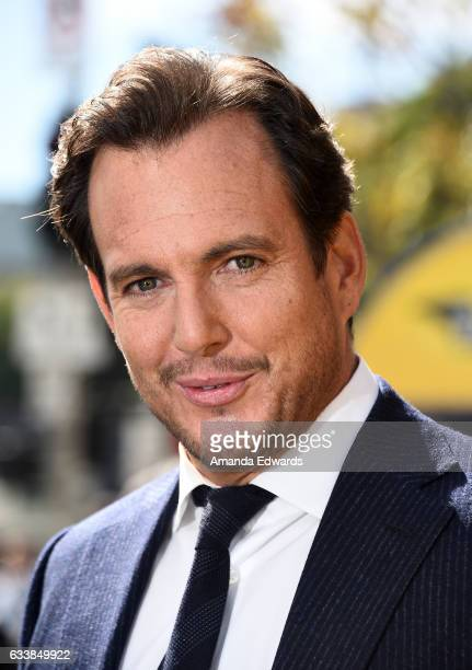 Actor Will Arnett arrives at the premiere of Warner Bros Pictures' 'The LEGO Batman Movie' at the Regency Village Theatre on February 4 2017 in...