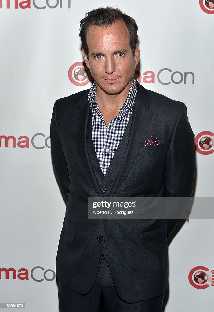 Actor <a gi-track='captionPersonalityLinkClicked' href=/galleries/search?phrase=Will+Arnett&family=editorial&specificpeople=209259 ng-click='$event.stopPropagation()'>Will Arnett</a> attends CinemaCon 2014 Off and Running: Opening Night Studio Presentation from Paramount Pictures at Caesars Palace during CinemaCon 2014 on March 24, 2014 in Las Vegas, Nevada.