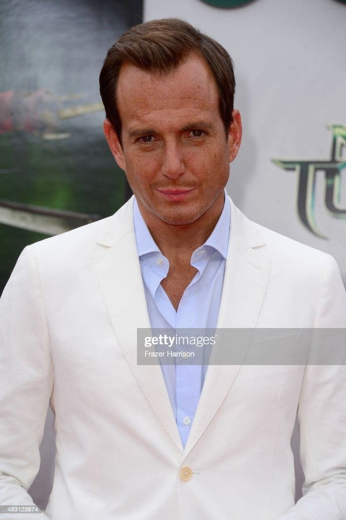 Actor Will Arnett attends Paramount Pictures' 'Teenage Mutant Ninja Turtles' premiere at Regency Village Theatre on August 3, 2014 in Westwood, California.