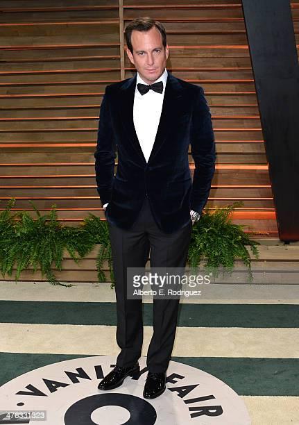 Actor Will Arnett attends the 2014 Vanity Fair Oscar Party hosted by Graydon Carter on March 2 2014 in West Hollywood California