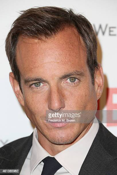Actor Will Arnett attends the 2015 Weinstein Company and Netflix Golden Globes After Party at Robinsons May Lot on January 11 2015 in Beverly Hills...