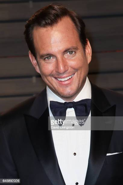Actor Will Arnett attends the 2017 Vanity Fair Oscar Party hosted by Graydon Carter at the Wallis Annenberg Center for the Performing Arts on...