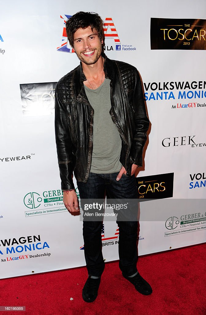 Actor Will Brandt attends the 6th Annual Toscar Awards at the Egyptian Theatre on February 19, 2013 in Hollywood, California.