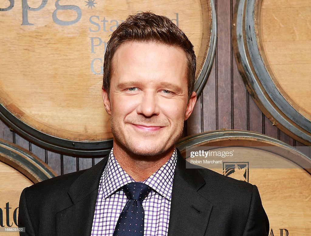 Actor Will Chase attends 'Toast Around The World' Celebration at New York Sheraton Hotel & Tower on May 15, 2013 in New York City.