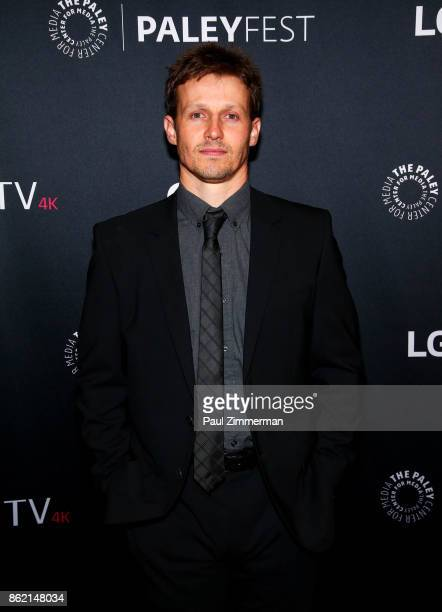 Actor Will Estes attends PaleyFest NY 2017 'Blue Bloods' at The Paley Center for Media on October 16 2017 in New York City
