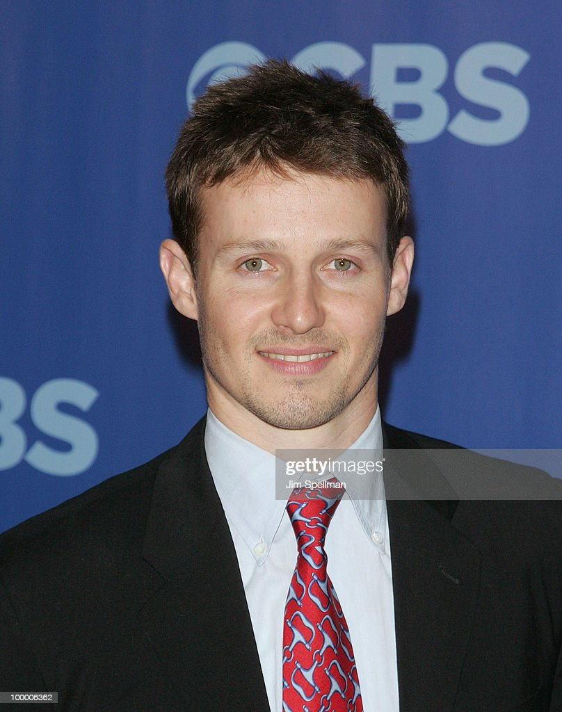 Actor Will Estes attends the 2010 CBS Upfront at The Tent at Lincoln Center on May 19, 2010 in New York City.