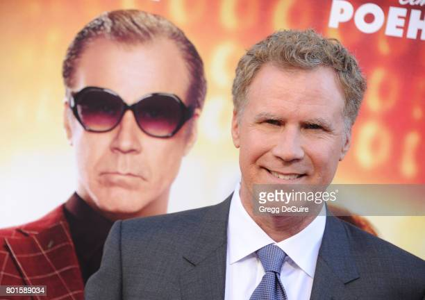 Actor Will Ferrell arrives at the premiere of Warner Bros Pictures' 'The House' at TCL Chinese Theatre on June 26 2017 in Hollywood California