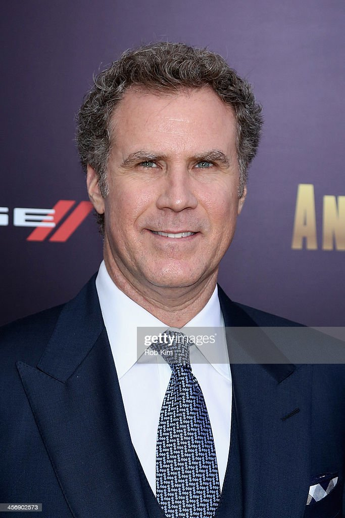 Actor <a gi-track='captionPersonalityLinkClicked' href=/galleries/search?phrase=Will+Ferrell&family=editorial&specificpeople=171995 ng-click='$event.stopPropagation()'>Will Ferrell</a> attends the 'Anchorman 2: The Legend Continues' U.S. premiere at Beacon Theatre on December 15, 2013 in New York City.