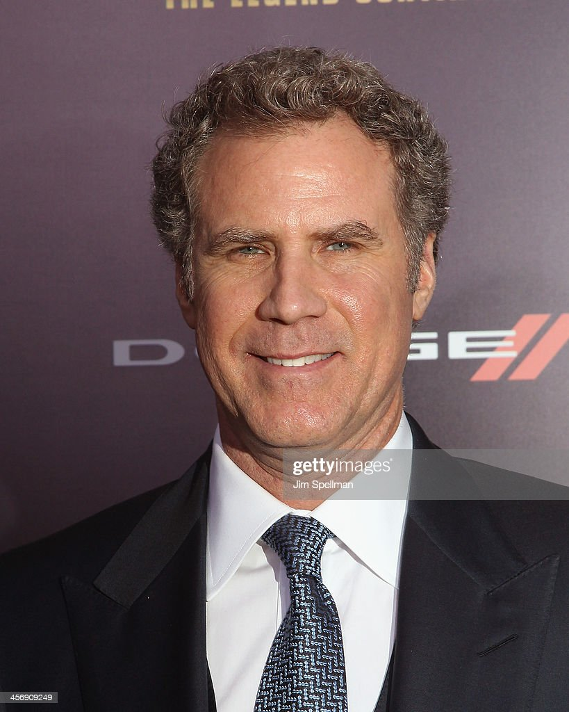 Actor Will Ferrell attends the 'Anchorman 2: The Legend Continues' U.S. premiere at Beacon Theatre on December 15, 2013 in New York City.