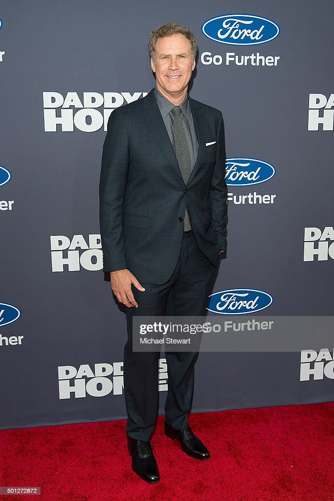 """Daddy's Home"" New York Premiere"