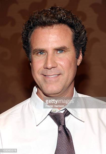 Actor Will Ferrell attends 'The Other Guys' press conference at Hilton San Diego Bayfront Hotel on July 23 2010 in San Diego California