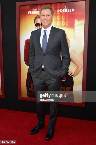 Actor Will Ferrell attends the premiere of 'The House' at TCL Chinese Theatre on June 26 2017 in Hollywood California