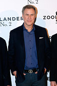 Actor Will Ferrell attends the 'Zoolander 2' Paris Photocall at Hotel Plaza Athenee on January 29 2016 in Paris France