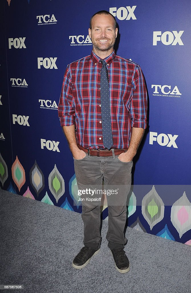 Actor Will Forte arrives at the FOX Summer TCA Press Tour on August 8, 2016 in Los Angeles, California.