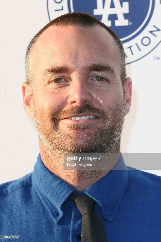 Actor Will Forte arrives at the Los Angeles Dodgers Foundation Blue Diamond Gala at the Dodger Stadium on July 28, 2016 in Los Angeles, California.