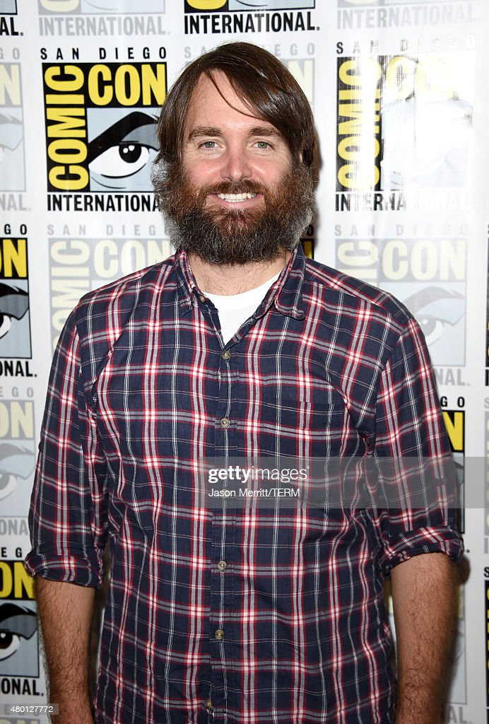 "Comic-Con International 2015 - Comedy Central's ""Moonbeam City"" Press Room"