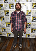 Actor Will Forte attends Comedy Central's 'Moonbeam City' press room during ComicCon International 2015 at the Hilton Bayfront on July 9 2015 in San...