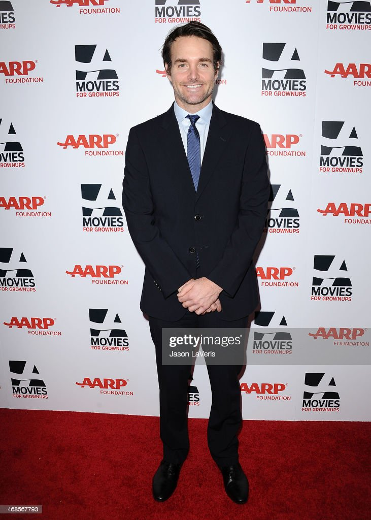 Actor Will Forte attends the 13th annual AARP's Movies For Grownups Awards gala at Regent Beverly Wilshire Hotel on February 10, 2014 in Beverly Hills, California.