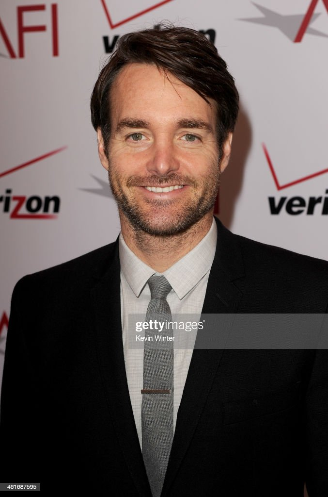 Actor Will Forte attends the 14th annual AFI Awards Luncheon at the Four Seasons Hotel Beverly Hills on January 10, 2014 in Beverly Hills, California.