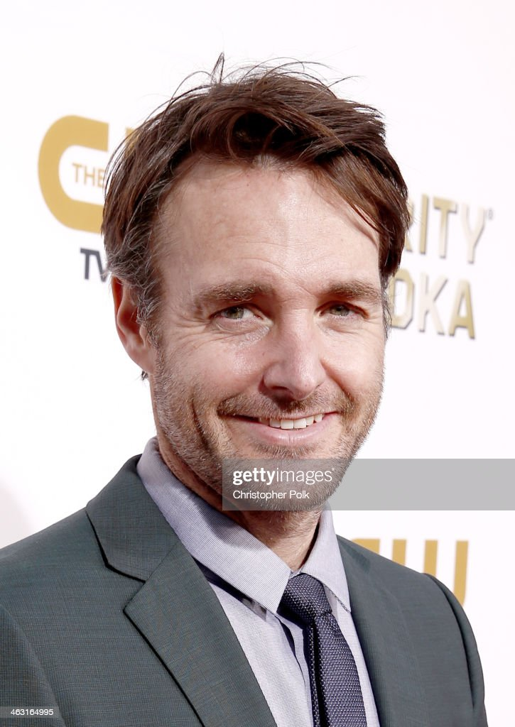 Actor <a gi-track='captionPersonalityLinkClicked' href=/galleries/search?phrase=Will+Forte&family=editorial&specificpeople=2155213 ng-click='$event.stopPropagation()'>Will Forte</a> attends the 19th Annual Critics' Choice Movie Awards at Barker Hangar on January 16, 2014 in Santa Monica, California.