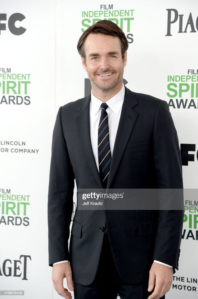 Actor Will Forte attends the 2014 Film Independent Spirit Awards on March 1, 2014 in Santa Monica, California.