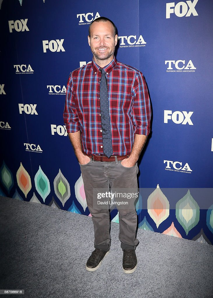 Actor Will Forte attends the FOX Summer TCA Press Tour on August 8, 2016 in Los Angeles, California.
