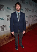 Actor Will Forte attends the premiere of Fox's 'The Last Man On Earth' at Big Daddy's Antique Shop on February 24 2015 in Los Angeles California