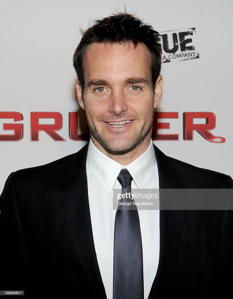Actor Will Forte attends the premiere of 'MacGruber' at Landmark's Sunshine Cinema on May 19, 2010 in New York City.