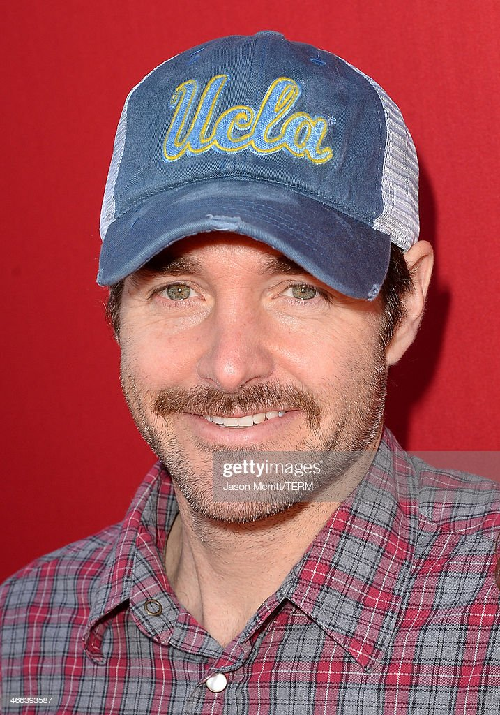 Actor <a gi-track='captionPersonalityLinkClicked' href=/galleries/search?phrase=Will+Forte&family=editorial&specificpeople=2155213 ng-click='$event.stopPropagation()'>Will Forte</a> attends the premiere of 'The LEGO Movie' at Regency Village Theatre on February 1, 2014 in Westwood, California.