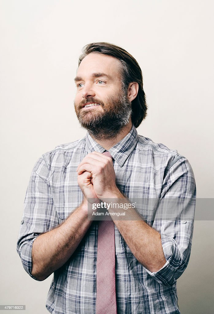 Actor Will Forte poses for a portrait at the 'For Your Consideration Event' Hosted By IFC, FOX And HBO at the Samuel Goldwyn Theater for The Wrap on May 26, 2015 in Los Angeles, California.