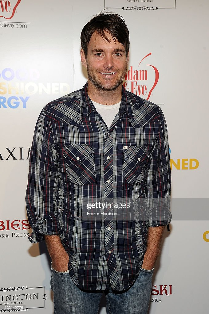 Actor Will Forte Screening of Samuel Goldwyn Films' 'A Good Old Fashioned Orgy' at Arclight Cinemas on August 25 2011 in Los Angeles California