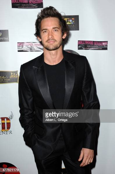 Actor Will Kemp arrives for the 4th Annual Salute To The Stars Oscar Party held at W Hollywood on March 2 2014 in Hollywood California
