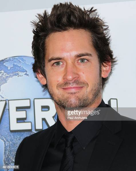 Actor Will Kemp attends NBCUniversal's after party for the 72nd annual Golden Globes Awards at The Beverly Hilton Hotel on January 11 2015 in Beverly...