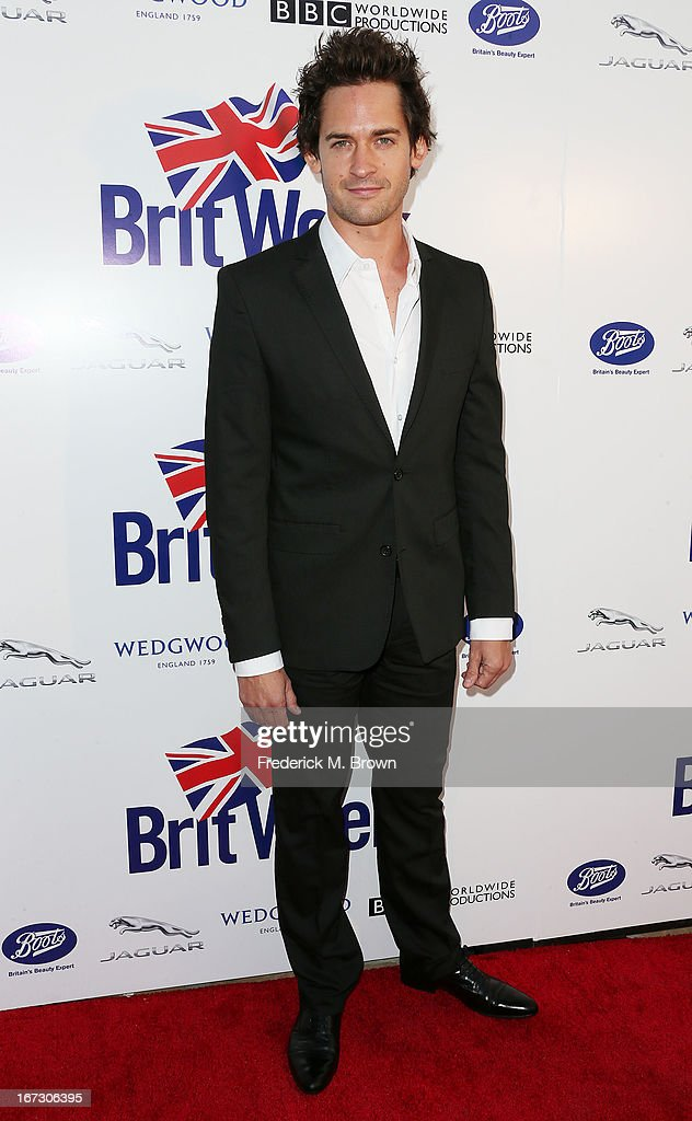 Actor Will Kemp attends the launch of the Seventh Annual Britweek Festival 'A Salute to Old Hollywood' on April 23, 2013 in Los Angeles, California.
