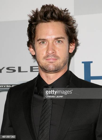 Actor Will Kemp attends the NBCUniversal 2015 Golden Globe Awards Party sponsored by Chrysler at The Beverly Hilton Hotel on January 11 2015 in...