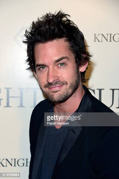 Actor Will Kemp attends the premiere of Broad Green Pictures' 'Knight Of Cups' on March 1 2016 in Los Angeles California