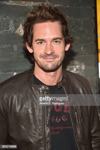 Actor Will Kemp attends the TIFF Rising Stars Power Break Lunch during the 2016 Toronto International Film Festival at Portland Variety on September...