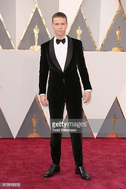 Actor Will Poulter attends the 88th Annual Academy Awards at Hollywood Highland Center on February 28 2016 in Hollywood California