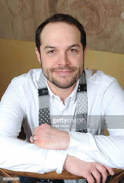 Actor Will Prescott attends the Actors SAG Indie Brunch at Cafe Terigo on January 19 2014 in Park City Utah