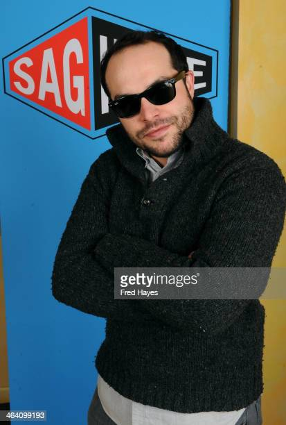Actor Will Prescott attends the Directors SAG Indie Brunch at Cafe Terigo on January 20 2014 in Park City Utah