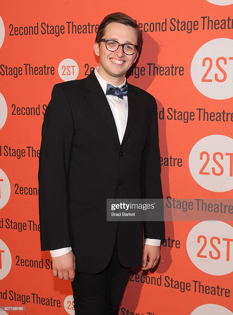 Actor WIll Roland attends 'Dear Evan Hansen' Off-Broadway Opening Celebration - Party at John's Pizzeria on May 1, 2016 in New York City.