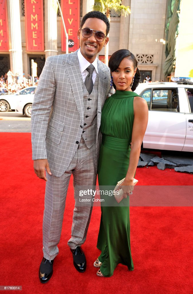 Will Smith And Jada Pinkett Smith Red Carpet