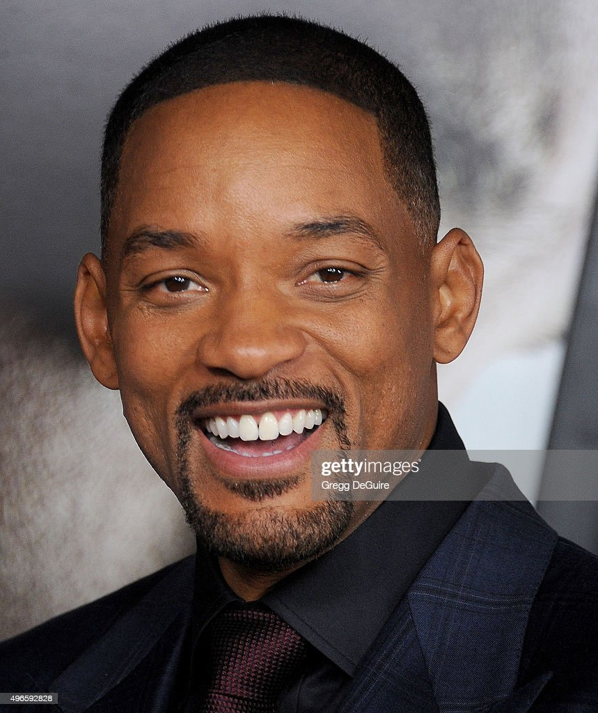 Actor Will Smith arrives at the AFI FEST 2015 Presented By Audi Centerpiece Gala Premiere of Columbia Pictures' 'Concussion' at TCL Chinese Theatre on November 10, 2015 in Hollywood, California.