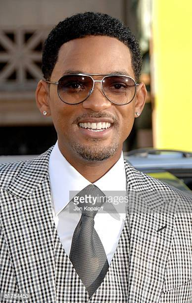 Actor Will Smith arrives at the Los Angeles Premiere of 'Hancock' at the Grauman's Chinese Theater on June 30 2008 in Hollywood California