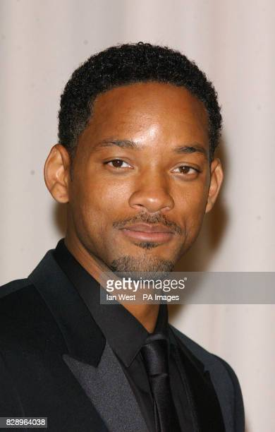 Actor Will Smith at the Kodak Theatre in Los Angeles during the 76th Academy Awards Will is wearing a suit by Hedi Slimane for Dior Homme