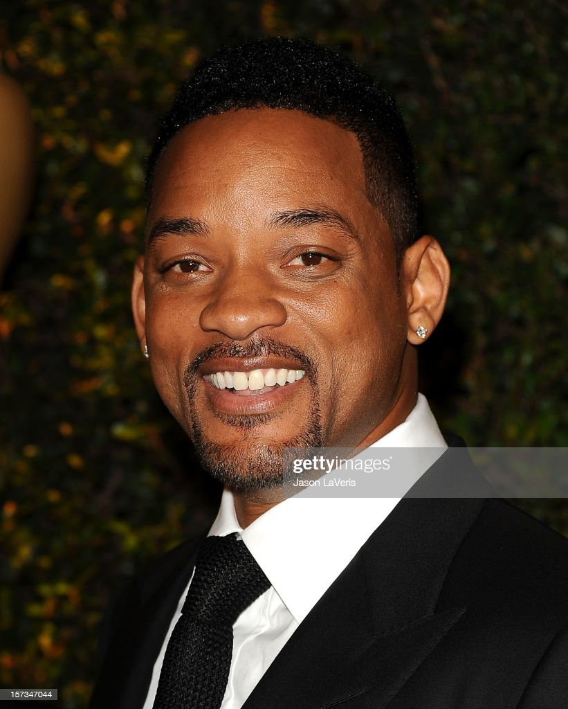 Actor Will Smith attends the Academy of Motion Pictures Arts and Sciences' 4th annual Governors Awards at The Ray Dolby Ballroom at Hollywood & Highland Center on December 1, 2012 in Hollywood, California.
