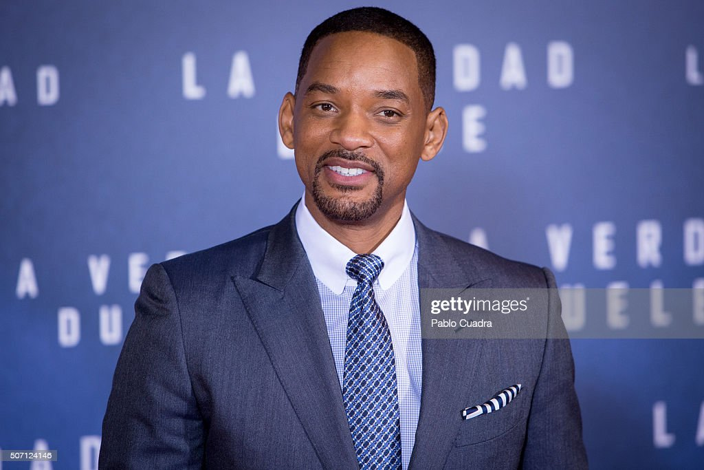Will Smith Attends 'La Verdad Duele' Madrid Premiere