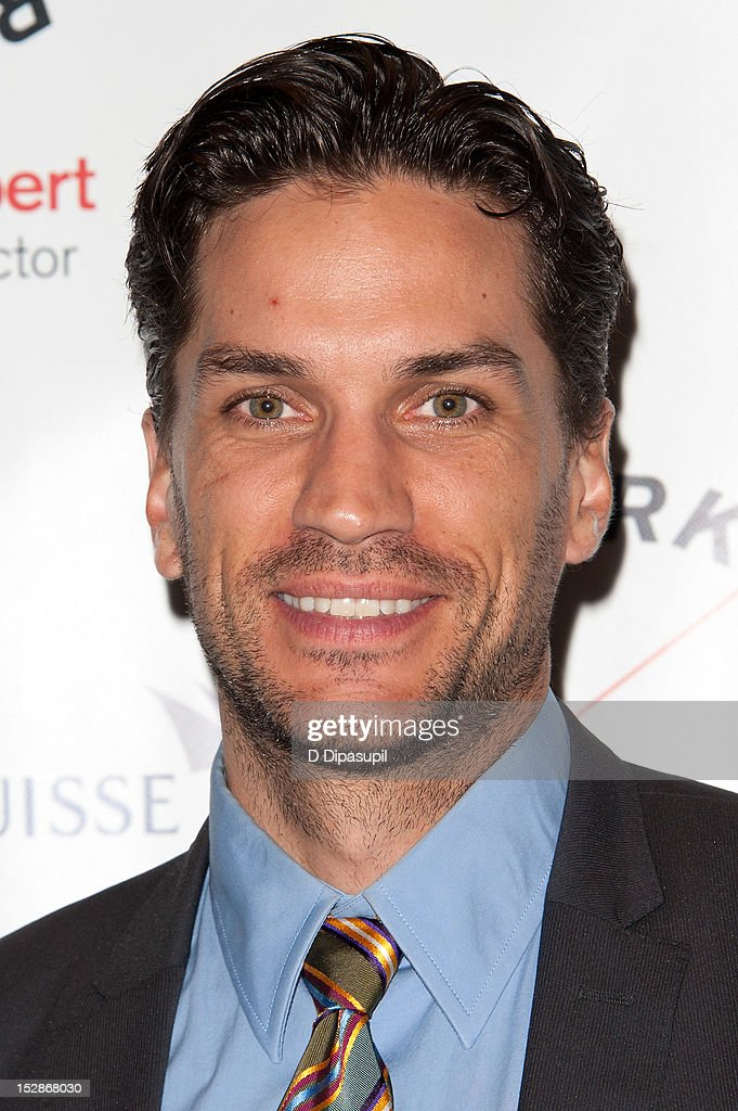 Actor Will Swenson attends the New York Philharmonic 171st season opening gala at Avery Fisher Hall at Lincoln Center for the Performing Arts on September 27, 2012 in New York City.