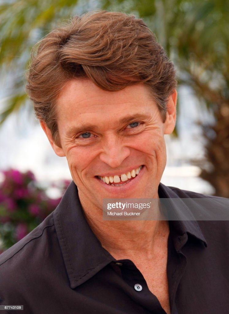 Actor Willem Dafoe attends the Antichrist Photocall held at the Palais Des Festivals during the 62nd International Cannes Film Festival on May 18, 2009 in Cannes, France.