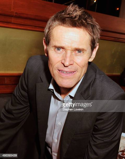 Actor Willem Dafoe attends 'The Fault In Our Stars' premiere after party at The Royalton Hotel on June 2 2014 in New York City